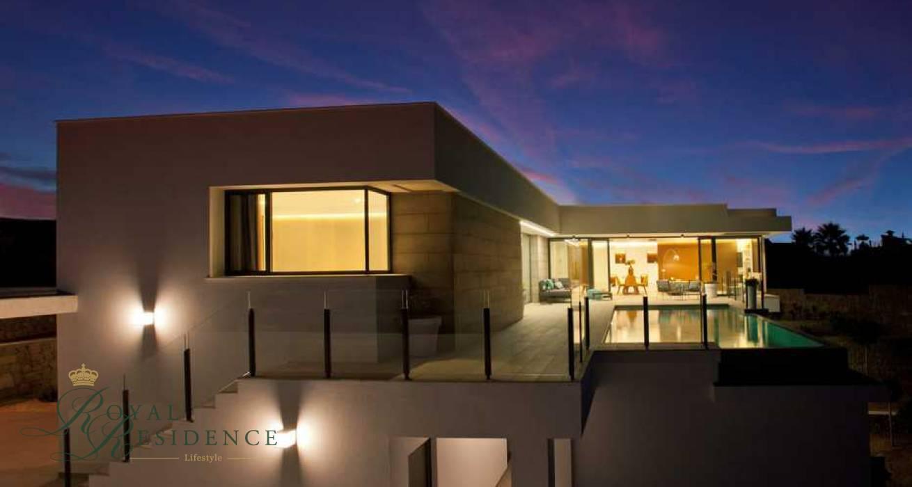KEY READY MODERN NEW BUILD VILLA IN BENITACHELL